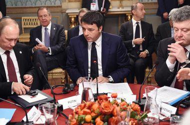 Тему санкций на встрече в Милане не обсуждали – Песков