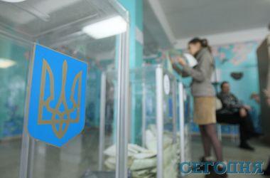 Сменить место голосования на выборах в Раду решили более 60 тысяч украинцев