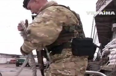 Пограничники Мариуполя усилили охрану морской границы