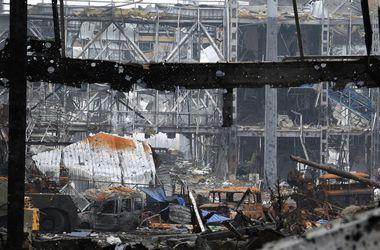 Бойцы АТО отбили новый штурм донецкого аэропорта - штаб