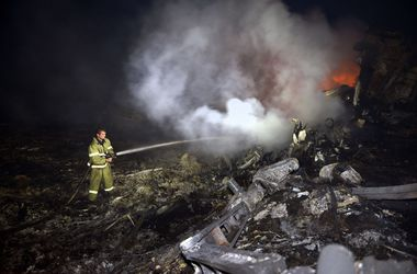 Опознаны тела еще шести жертв крушения Боинга-777