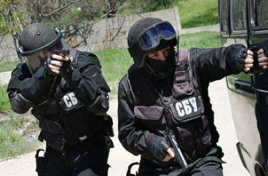 В Запорожье СБУ задержала диверсантов с целым арсеналом оружия