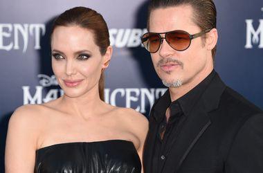 """Брэд Питт о браке с Джоли: """"Появилось больше стабильности"""""""