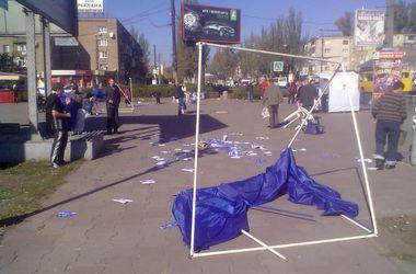 Борьба перед выборами в Днепропетровской области: Власть новая – методы старые