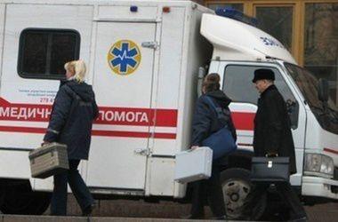 В Ивано-Франковске нетрезвый майор милиции на пешеходном переходе сбил женщину
