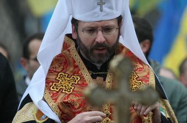 Глава УГКЦ: единственной канонической православной церковью в Украине является УПЦ МП