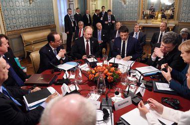 Эксперты: Главный итог переговоров Порошенко и Путина в Милане - газовые договоренности