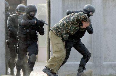 Под Славянском продолжают задерживать боевиков
