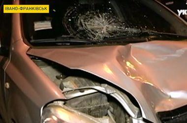 Скандальное ДТП в Ивано-Франковске: пьяный майор МВД на переходе сбил женщину