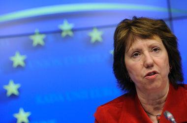 Сегодня в ЕС решат, как дальше быть с Украиной – Эштон