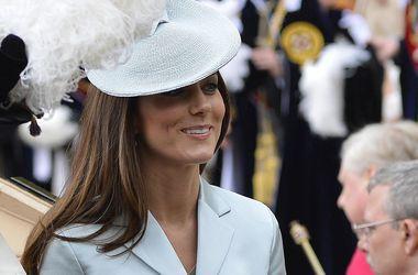 Кейт подарит принцу Уильяму второго ребенка в апреле