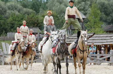 Под Киевом покажут красавцев-лошадей 20 исторических пород
