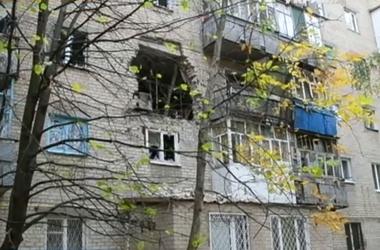Взрыв дома в Мелитополе унес человеческие жизни