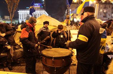 В ноябре в Киеве презентуют книгу, посвященную феномену Евромайдана