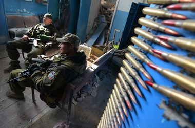 Террористы устраивают провокации под Мариуполем - СНБО