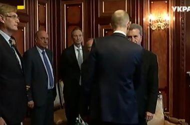 Украина и Россия намерены подписать промежуточное соглашение на поставку газа