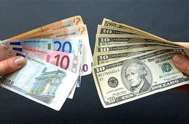 Курс доллара НБУ замер, зато евро растет