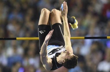 Бондаренко вошел в тройку лучших атлетов сентября