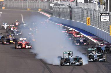В центре Мадрида хотят построить трассу Формулы-1