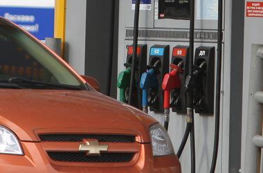 Цены на бензин в Украине 21 октября
