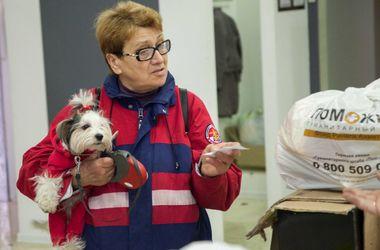 Гуманитарный штаб Рината Ахметова представил карту потребностей и ситуации в Донецкой и Луганской областях