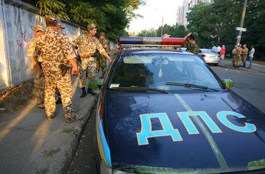 Киевских водителей просят не парковаться в центре из-за футбола