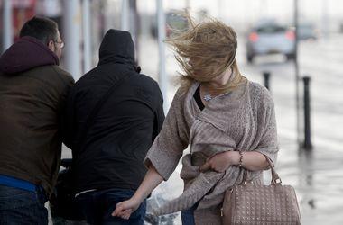 В четверг Украину накроет зимний шторм