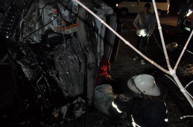 В тройном ДТП в Ровно погибли три человека