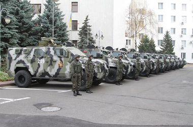 Нацгвардия получила новую бронетехнику - Аваков