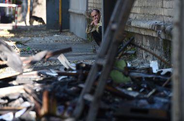 В Луганской области наступила полная тишина
