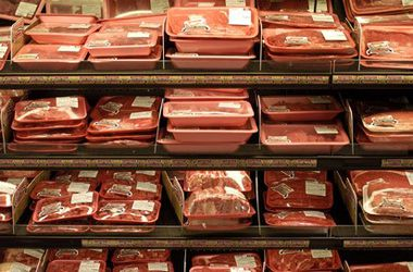 Россия запретила мясо из Молдовы