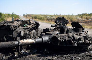 За сутки в зоне АТО ранены 5 украинских бойцов