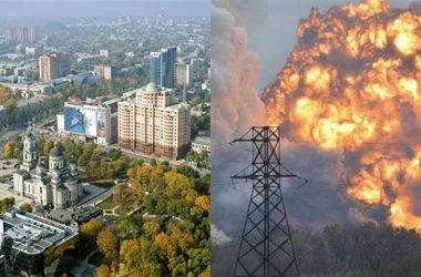 Донецк до и после боевых действий: как изменился город