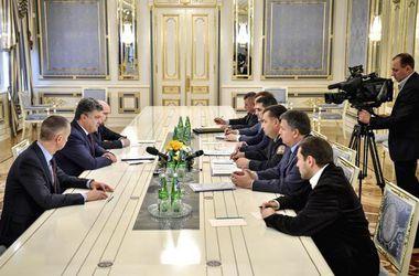 Стало известно, зачем Порошенко собирал силовиков на совещание