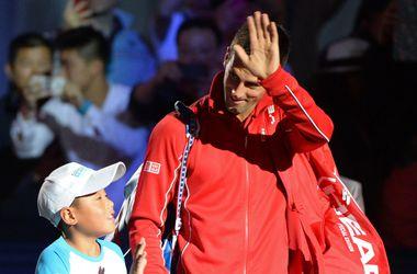 У лучшего теннисиста мира Новака Джоковича родился сын