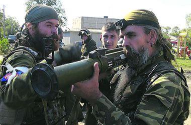 Россия перебрасывает войска в Донецк