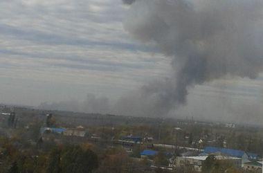 В сети появилось новое видео страшного взрыва в Донецке