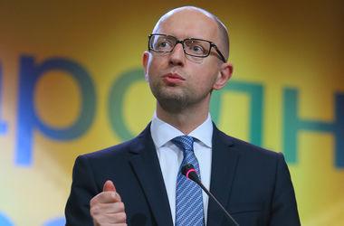 Яценюк : Путин  борется с Украиной за то, что мы выбрали свободу