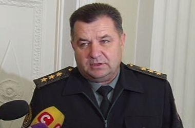 Министр обороны возмущен, что многих военнослужащих попросту лишили права проголосовать на ближайших выборах