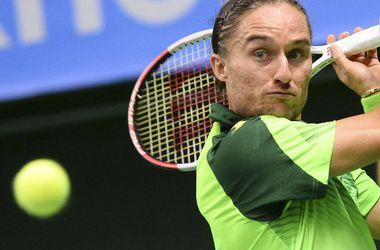 Долгополов покидает турнир в Валенсии