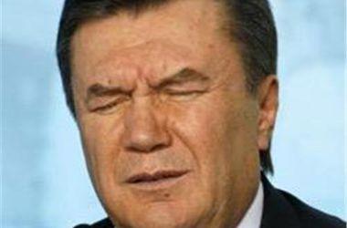 Санкции против Януковича и его соратников могут отменить только через 3 года