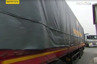 В  Мариуполь  прибыли  700 тонн продуктов гуманитарной помощи Рината Ахметова