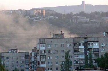 """Ситуация в Горловке: боевики устроили свою """"налоговую"""" в захваченном банке"""