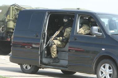 Для перевозки бюллетеней в Донбассе задействуют спецназ СБУ