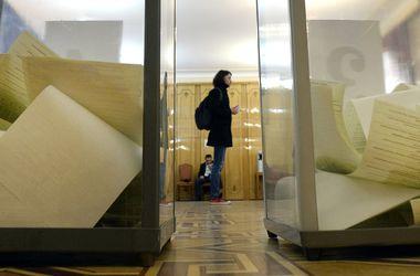 Онлайн трансляция выборов в Верховную Раду-2014: в парламент проходят шесть партий