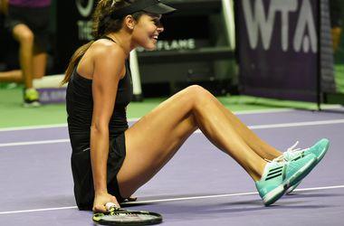 Определились все полуфиналистки Итогового чемпионата WTA