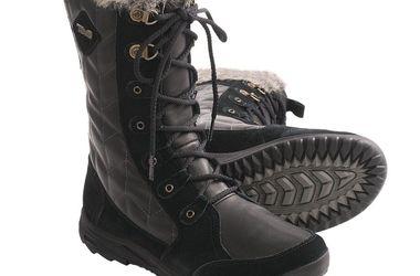 Как выбрать хорошую зимнюю обувь