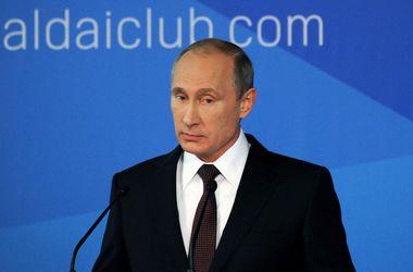 Путин назвал причину войны в Украине