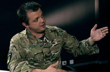 """Комбат """"Донбасса"""" рассказал, почему выбрал псевдоним """"Семен Семенченко"""""""