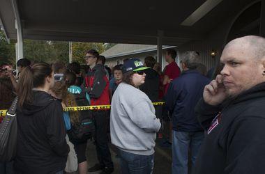 Американский школьник стрелял в одноклассников